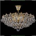 7331/50/G Хрустальная потолочная люстра Bohemia Ivele Crystal