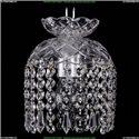 7710/15/Ni/Drops Хрустальный подвес Bohemia Ivele Crystal