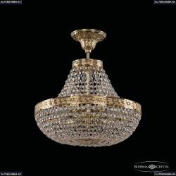 19051/H1/35IV G Хрустальная потолочная люстра Bohemia Ivele Crystal (Богемия), 1905