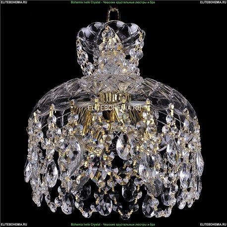 7711/25/G Хрустальная подвесная люстра Bohemia Ivele Crystal (Богемия)