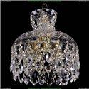 7711/25/G Хрустальная подвесная люстра Bohemia Ivele Crystal