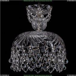 7711/25/Ni/Balls Хрустальная подвесная люстра Bohemia Ivele Crystal
