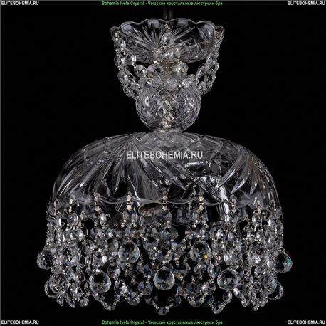 7711/25/Ni/Balls Хрустальная подвесная люстра Bohemia Ivele Crystal (Богемия)