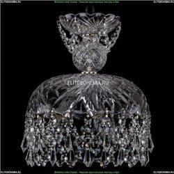 7711/25/Ni/Drops Хрустальная подвесная люстра Bohemia Ivele Crystal
