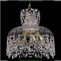 7711/30/G Хрустальная подвесная люстра Bohemia Ivele Crystal