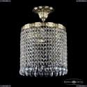 19201/25IV G Хрустальный подвес Bohemia Ivele Crystal (Богемия), 1920