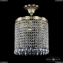 19201/25IV G Хрустальный подвес Bohemia Ivele Crystal