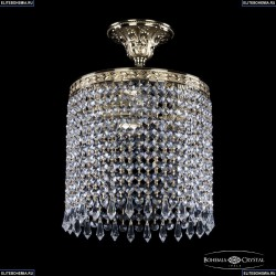 19201/25IV G Drops Хрустальный подвес Bohemia Ivele Crystal