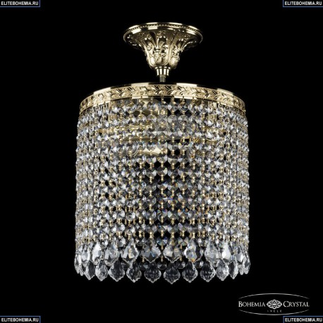 19201/25IV G Leafs Хрустальный подвес Bohemia Ivele Crystal