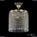 19201/25IV G Leafs Хрустальный подвес Bohemia Ivele Crystal (Богемия), 1920