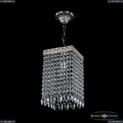 19202/15IV Ni Хрустальный подвес Bohemia Ivele Crystal