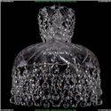 7711/30/Ni/Balls Хрустальная подвесная люстра Bohemia Ivele Crystal