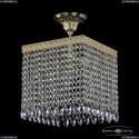 19202/25IV G Хрустальный подвес Bohemia Ivele Crystal (Богемия), 1920