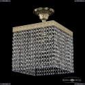 19202/25IV G R Хрустальный подвес Bohemia Ivele Crystal (Богемия), 1920