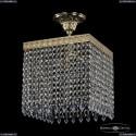 19202/25IV G Drops Хрустальный подвес Bohemia Ivele Crystal