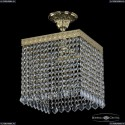 19202/25IV G Leafs Хрустальный подвес Bohemia Ivele Crystal
