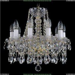 1413/10/141/G Хрустальная подвесная люстра Bohemia Ivele Crystal (Богемия)