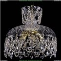 7711/35/G Хрустальная подвесная люстра Bohemia Ivele Crystal