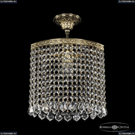 19203/25IV G Leafs Хрустальный подвес Bohemia Ivele Crystal
