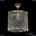 19203/25IV G Leafs Хрустальный подвес Bohemia Ivele Crystal (Богемия), 1920