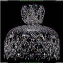 7711/35/Ni Хрустальная подвесная люстра Bohemia Ivele Crystal