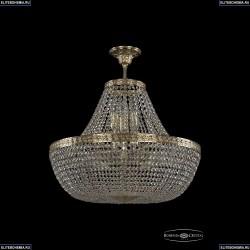 19051/H1/55IV G Хрустальная потолочная люстра Bohemia Ivele Crystal (Богемия), 1905