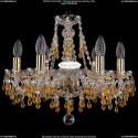 1410/6/160/G/V1003 Хрустальная подвесная люстра Bohemia Ivele Crystal