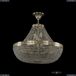 19051/H1/60IV G Хрустальная потолочная люстра Bohemia Ivele Crystal (Богемия), 1905