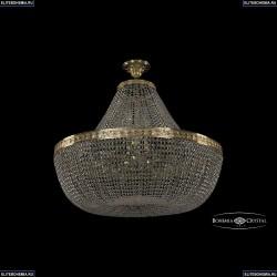 19051/H1/80IV G Хрустальная потолочная люстра Bohemia Ivele Crystal