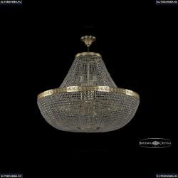 19051/H1/90IV G Хрустальная потолочная люстра Bohemia Ivele Crystal (Богемия), 1905