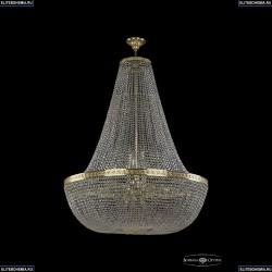 19051/H2/100IV G Хрустальная потолочная люстра Bohemia Ivele Crystal (Богемия), 1905