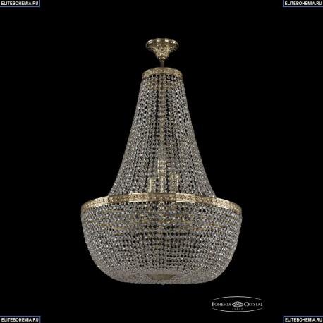 19051/H2/55IV G Хрустальная потолочная люстра Bohemia Ivele Crystal (Богемия), 1905