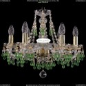 1410/6/160/G/V5001 Хрустальная подвесная люстра Bohemia Ivele Crystal (Богемия)