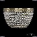 19051B/20IV G Бра хрустальное Bohemia Ivele Crystal (Богемия), 1905