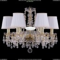 1410/6/160/G/V0300/SH13A Хрустальная подвесная люстра Bohemia Ivele Crystal (Богемия)