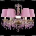 1410/6/160/G/V7010/SH20 Хрустальная подвесная люстра Bohemia Ivele Crystal