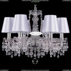 1410/6/160/Ni/V0300/SH21 Хрустальная подвесная люстра Bohemia Ivele Crystal