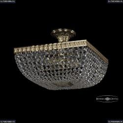 19112/35IV G Хрустальная потолочная люстра Bohemia Ivele Crystal