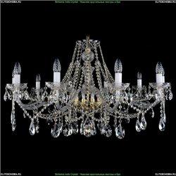 1413/10/360/G Хрустальная подвесная люстра Bohemia Ivele Crystal