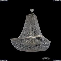 19112/H2/90IV GW Хрустальная потолочная люстра Bohemia Ivele Crystal (Богемия), 1911