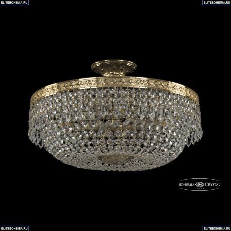 19011/45IV G Хрустальная потолочная люстра Bohemia Ivele Crystal