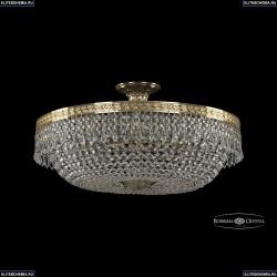 19011/55IV G Хрустальная потолочная люстра Bohemia Ivele Crystal