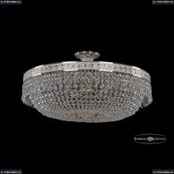 19011/60IV GW Хрустальная потолочная люстра Bohemia Ivele Crystal