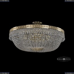 19011/80IV G Хрустальная потолочная люстра Bohemia Ivele Crystal (Богемия), 1901
