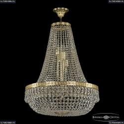 19011/H2/55IV G Хрустальная потолочная люстра Bohemia Ivele Crystal (Богемия), 1901