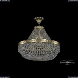 19011/H1/60IV G Хрустальная потолочная люстра Bohemia Ivele Crystal