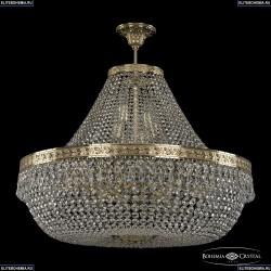 19011/H1/80IV G Хрустальная потолочная люстра Bohemia Ivele Crystal