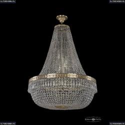 19011/H2/80IV G Хрустальная потолочная люстра Bohemia Ivele Crystal (Богемия), 1901