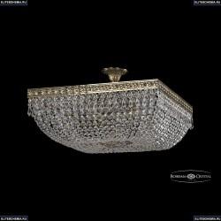 19012/60IV GB Хрустальная потолочная люстра Bohemia Ivele Crystal (Богемия), 1901