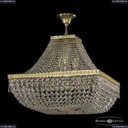 19012/H1/55IV G Хрустальная потолочная люстра Bohemia Ivele Crystal (Богемия), 1901